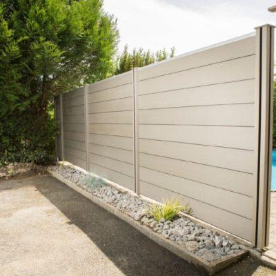 vinyl fence 1